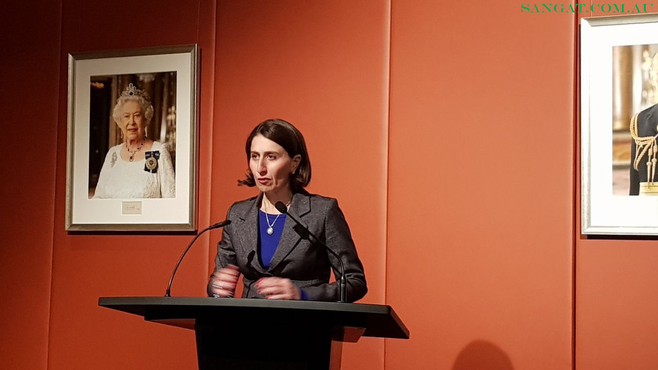NSW Premier Gladys Berejiklian hosts Iftar Dinner at Parliament House