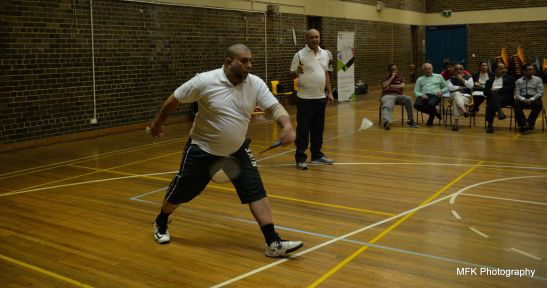 introduce two badminton tournaments one held